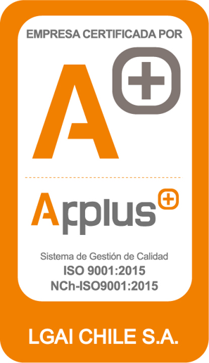 Logo ISO:9001