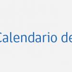 Calendario de Concursos