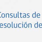 Consultas de rol y resoluciones de pago